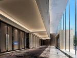 (原创)四星级大酒店设计案例效果图
