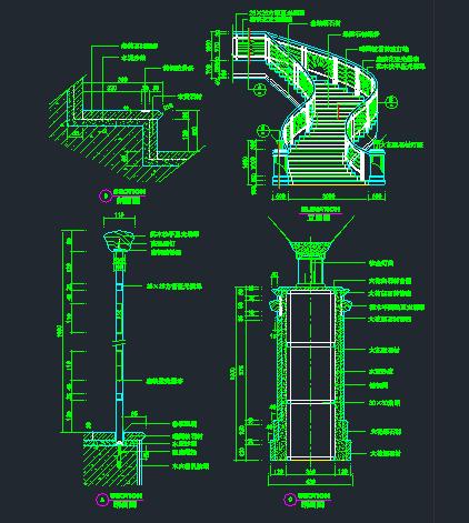 15款楼梯施工图_9