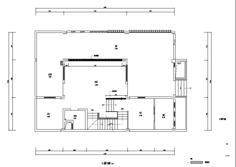 [四川]棠湖柏林城联排别墅设计施工图(附效果图)