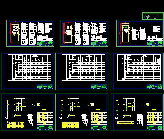 [电气设计]配电箱设计