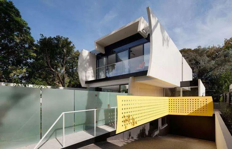 用心设计过的围墙,能让你家小院瞬间与众不同!_45