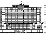 高档酒店建筑设计图纸(图纸齐全)