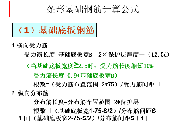 基础施工图识读与钢筋工程量计算_5