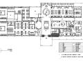 光耀惠东高尔夫球场会所空间设计施工图(附效果图+物料表)