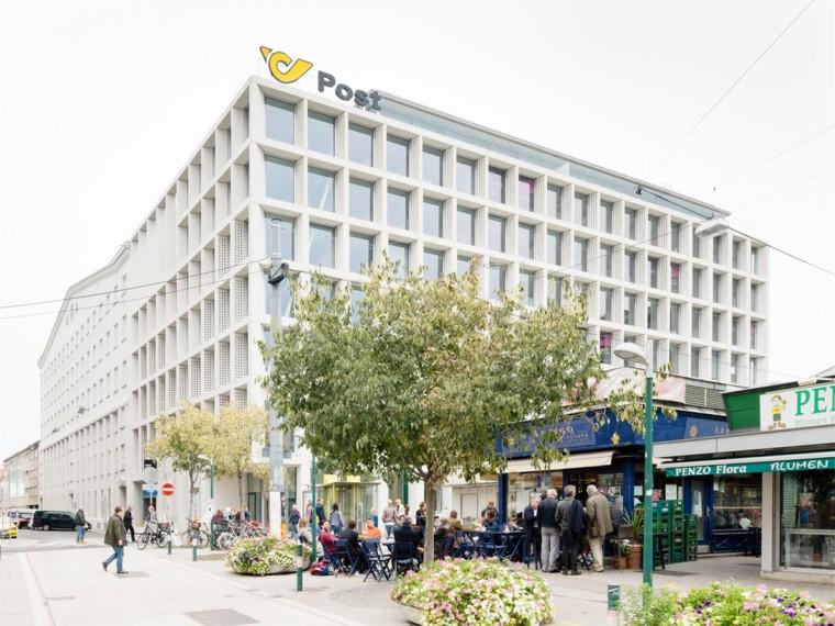 奥地利Post总部