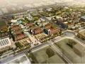 [湖南]建宁国际实验中学校区总体规划与建筑设计方案文本