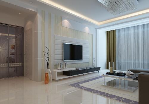 昆明两室一厅装修效果图,昆明两室一厅装修注意事项