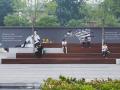 北京五道口宇宙中心广场改造