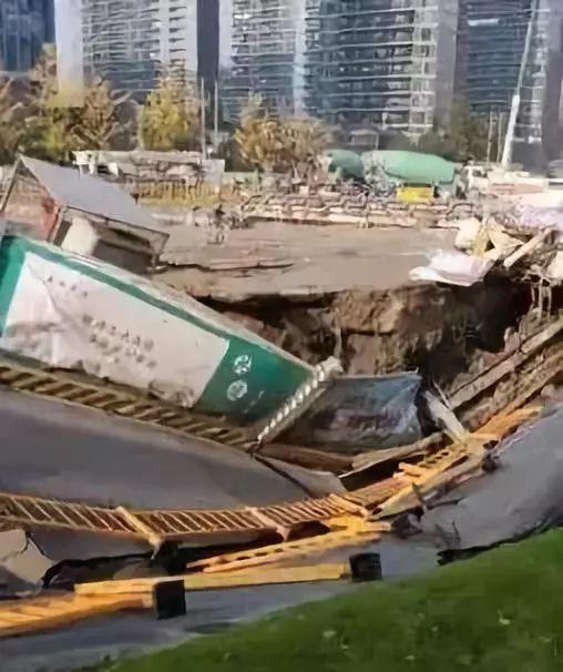 在建工地发生大面积地面塌陷,事故预防及应急措施有哪些?