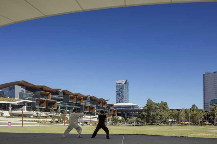 悉尼达令港公共空间-14