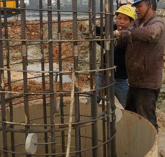 桩基钢筋笼安装施工技术交底