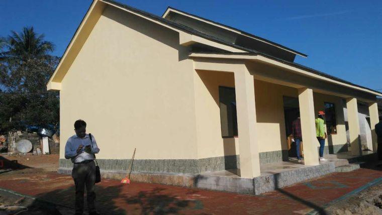 海南省白沙县农村住宅项目-新农村住宅第1张图片