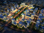 [安徽]水绿新城景观规划设计方案