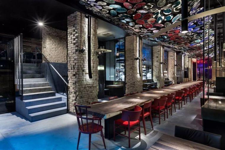 外国人设计的中餐馆竟也这么好看_11