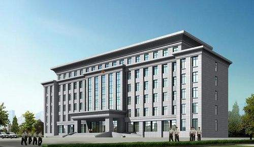 某电业新建办公楼、食堂施工组织设计方案.