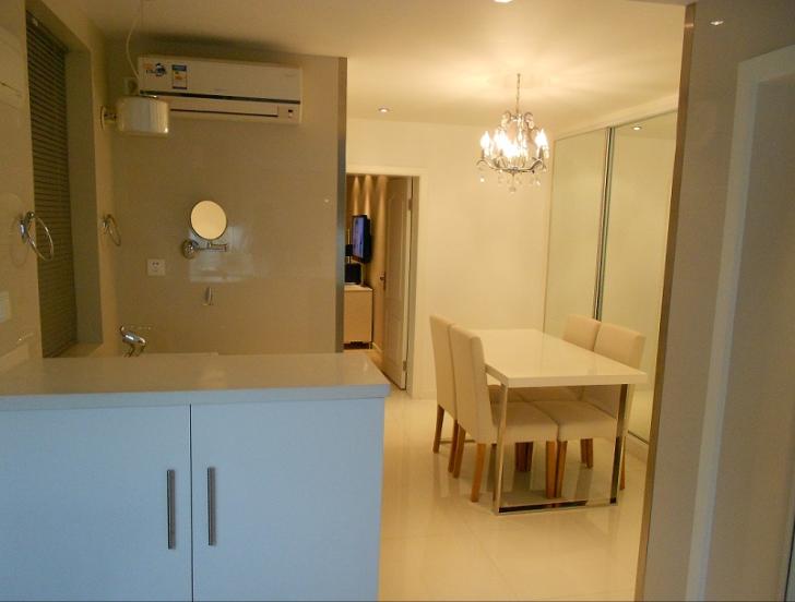 老房改造现代简约风一居室室内装修设计实景图(22张)