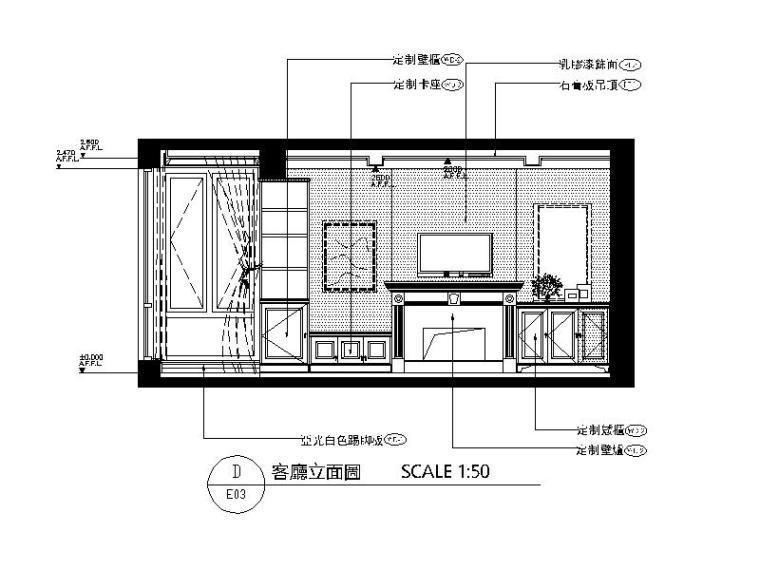 风格田园独栋别墅v风格CAD施工图(含效果图)cad2007图删除层如何图片