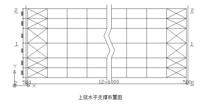 21m跨度钢结构厂房钢课程设计(含图纸)_3