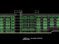 某大学6层教学楼建筑施工图