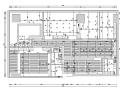[新疆]木质空间投资办公室设计施工图(附效果图)
