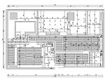 【新疆】木质空间投资办公室设计施工图(附效果图)
