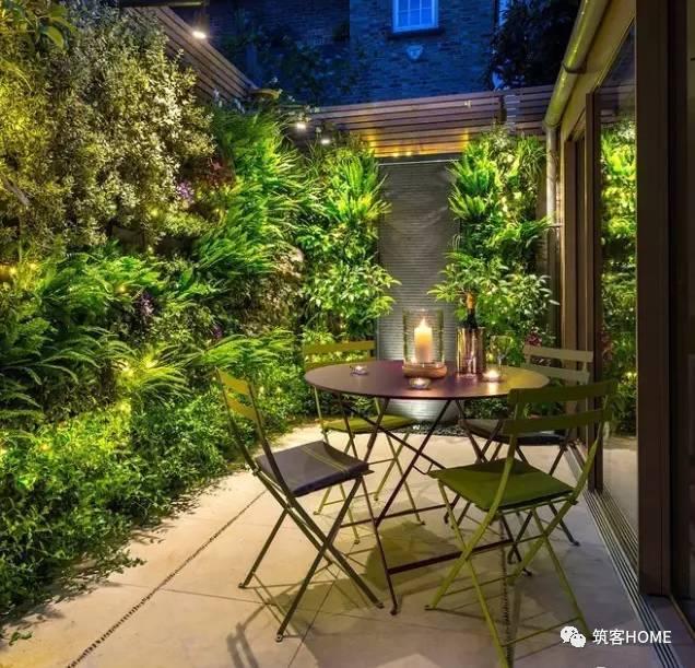 一楼带院子,该怎么设计?