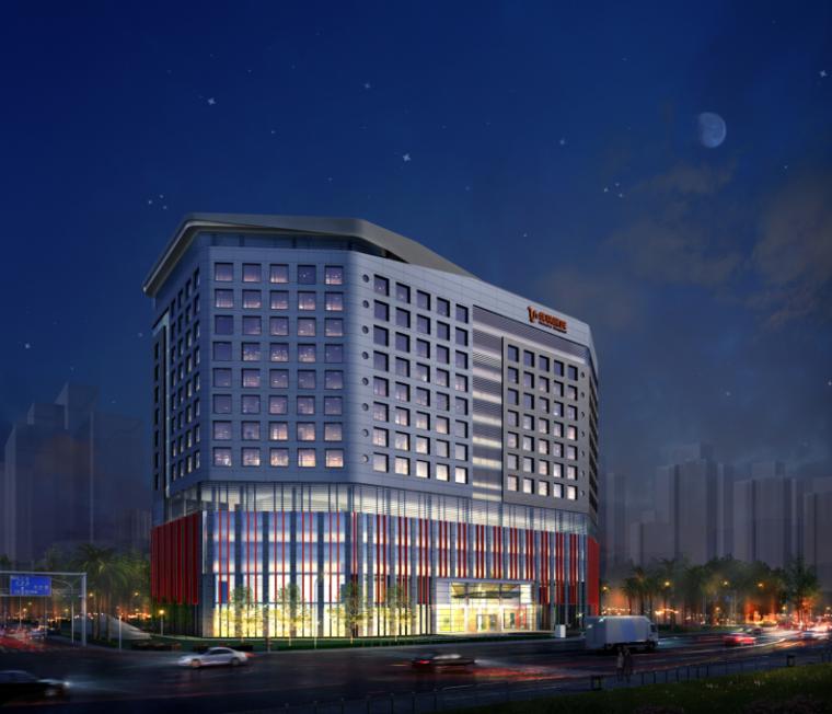 [海南]海口某国际医院建筑方案设计文本