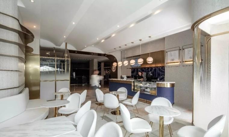 上海顶级美食互动体验式星曜堂餐饮空间-2