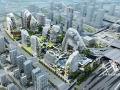 南京南站山水城市設計方案文本