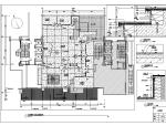 [武汉]胡桃里CAD施工图(附给排水+电气图)