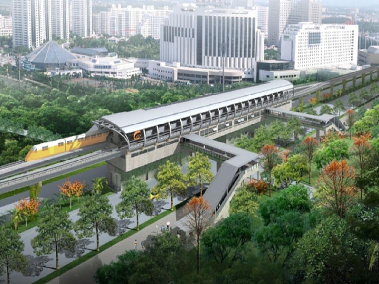 [深圳]軌道交通二期工程3107標施工總承包技術標