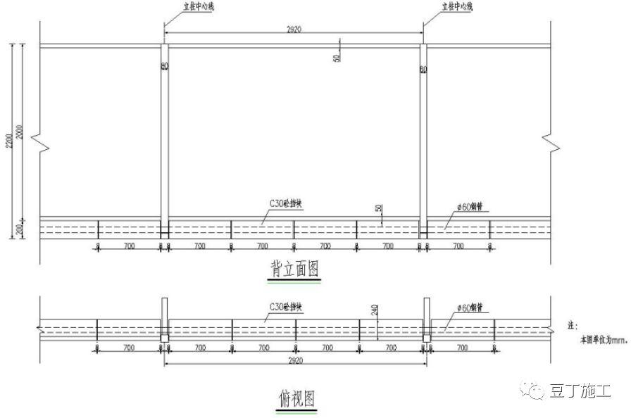 6种常用施工围挡的做法详图_9