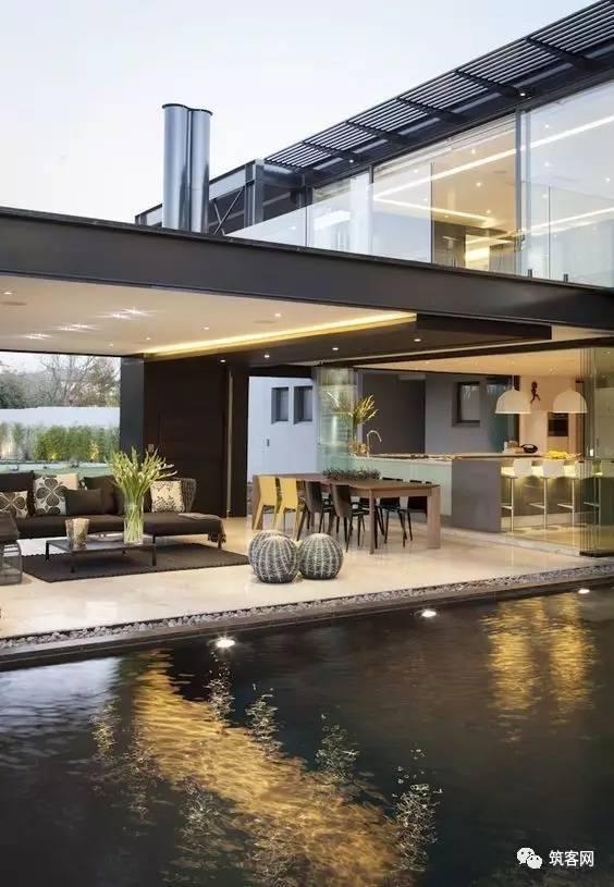 40款·简洁的现代别墅设计_3