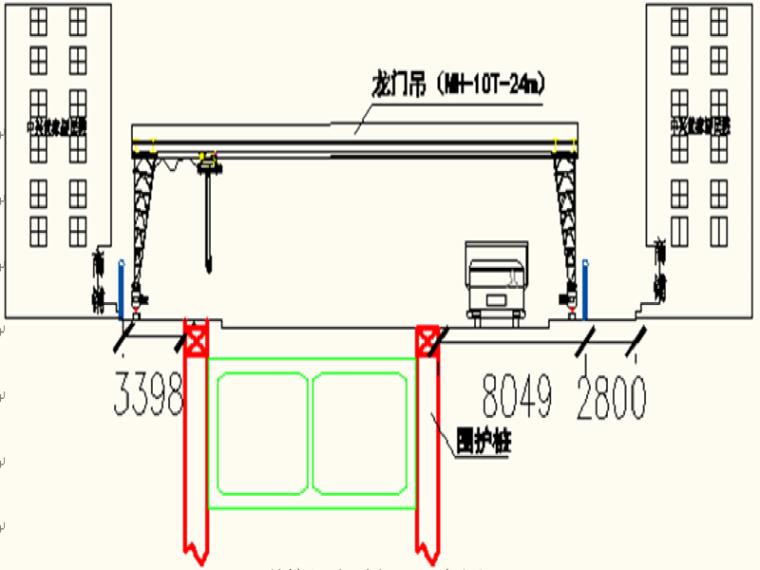 [贵阳]轨道交通区间深基坑开挖及支护安全专项施工方案(附施工图)
