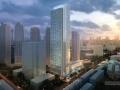 [成都]43层超高五星级酒店综合体设计方案文本