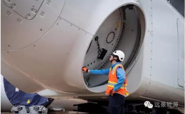 美国最大电力公司杜克能源战略选择远景能源