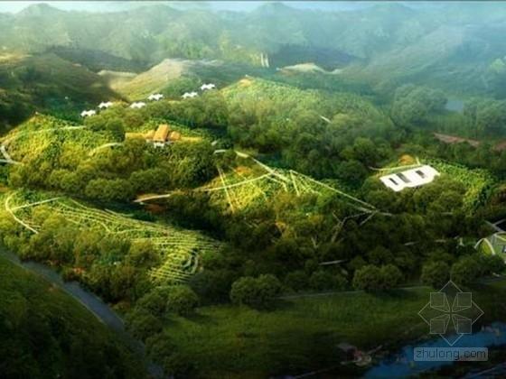 [内蒙古]现代体育公园初步规划设计方案