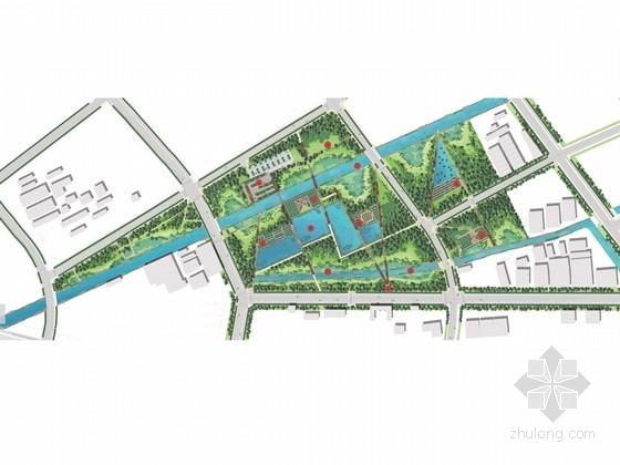 [上海]城市休闲社区公园景观规划设计方案