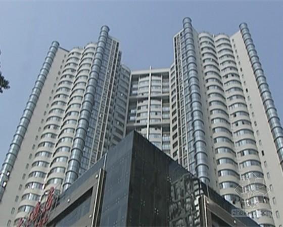 [湖南]综合商住大楼水电施工组织设计