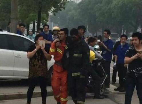 江苏启东电源公司锂电车间发生爆炸