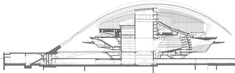 西班牙含苞绽放的瓦伦西亚歌剧院-11
