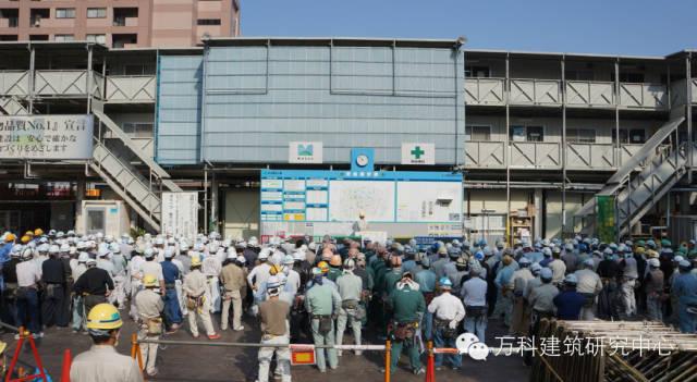 标准精细化管理、高效施工,近距离观察日本建筑工地_7