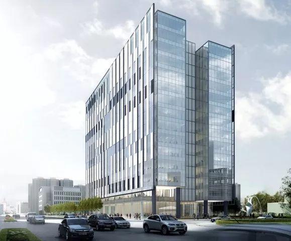 装配式要求下的百米办公楼结构体系_1