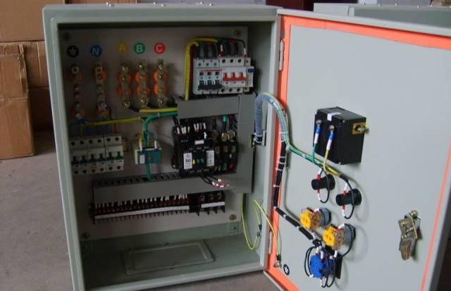 [干货]配电箱的内部结构解析