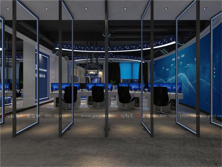 中国国电龙源集团江苏分公司智能监控指挥中心办公空间项目设计-SJ01数据分析中心.jpg