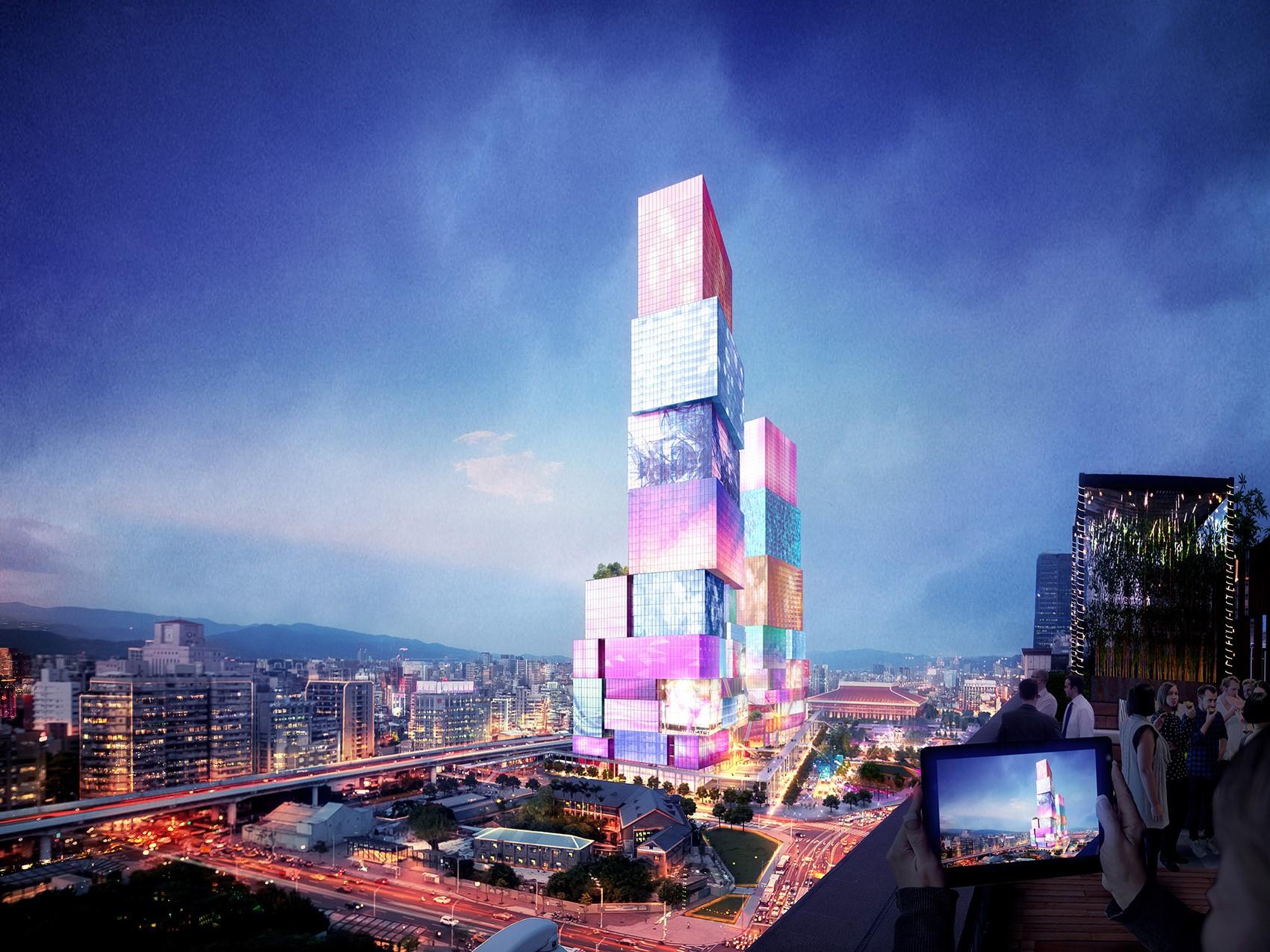 [分享]武汉西北湖双玺办公建筑资料免费下载图片