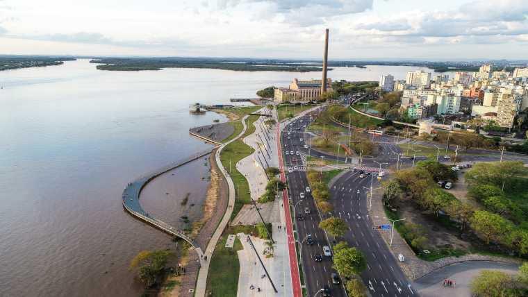 巴西阿雷格里港滨水公园-2
