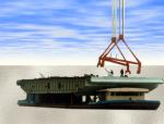 [浙江]特大型跨海桥运输定位方案