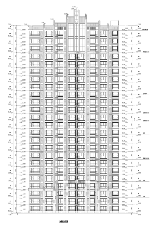 [北京]高层新古典主义塔式住宅及英式别墅(300多页PDF)_10