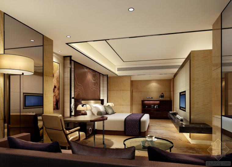 室内设计家装工装施工图及设计方案精品汇总_14